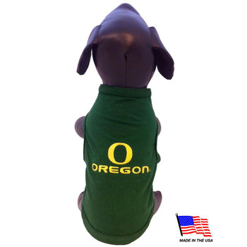 Oregon Ducks Pet Tank