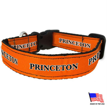 Princeton Tigers Pet Collar