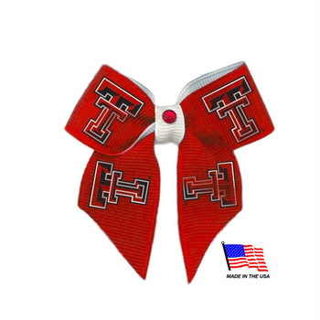 Texas Tech Red Raiders Pet Hair Bow