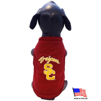 USC Trojans Pet Tank