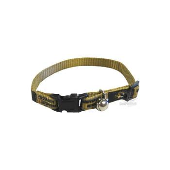 Missouri Tigers Cat Safety Collar