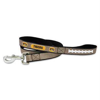 Missouri Tigers Reflective Football Pet Leash