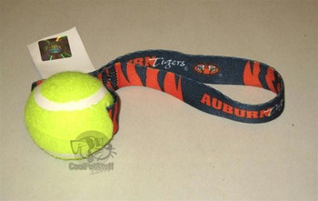 Auburn Tigers Tennis Ball Toss Toy