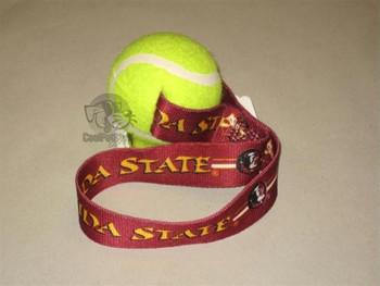 Florida State Seminoles Tennis Ball Toss Toy