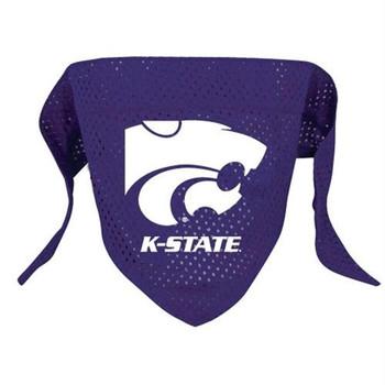 Kansas State Wildcats Mesh Dog Bandana