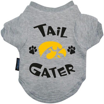 Iowa Hawkeyes Tail Gater Tee Shirt