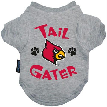 Louisville Cardinals Tail Gater Tee Shirt