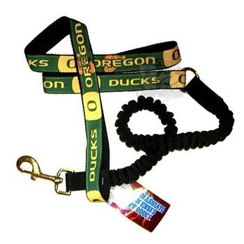 Oregon Ducks Bungee Ribbon Pet Leash