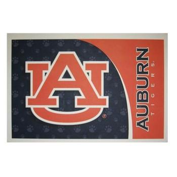 Auburn Tigers Pet Mat