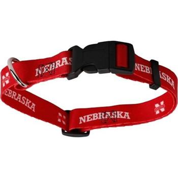 Nebraska Huskers Pet Collar