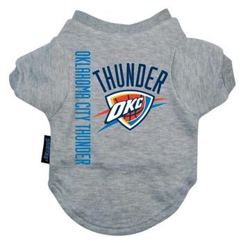 Oklahoma City Thunder Pet T-Shirt - h7728-0001