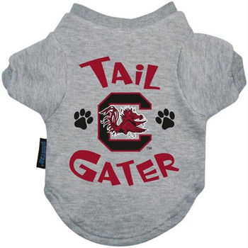 South Carolina Gamecocks Tail Gater Tee Shirt