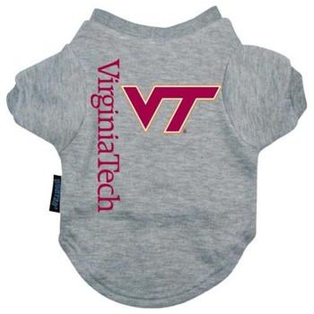 Virginia Tech Pet Tee Shirt