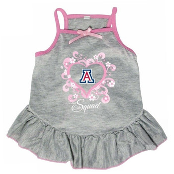 "Arizona Wildcats ""Too Cute Squad"" Pet Dress"
