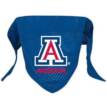 Arizona Wildcats Pet Mesh Bandana