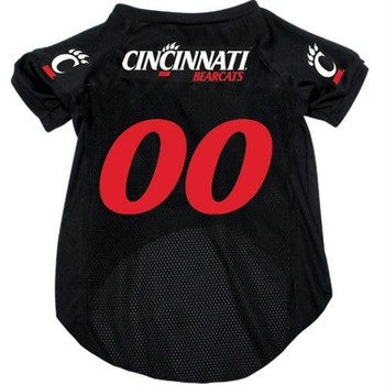 Cincinnati Bearcats Pet Mesh Jersey