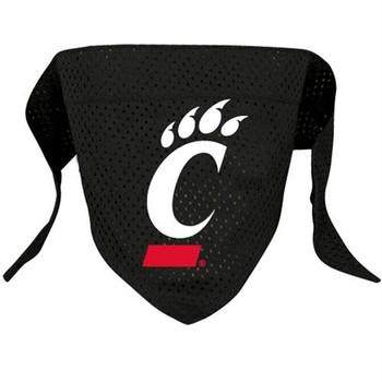 Cincinnati Bearcats Pet Mesh Bandana