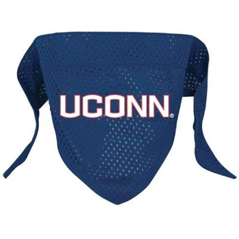 UConn Huskies Pet Mesh Bandana