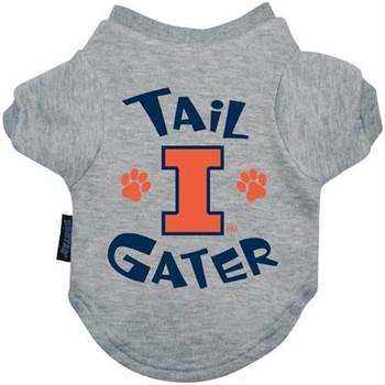 Illinois Fighting Illini Tail Gater Tee Shirt