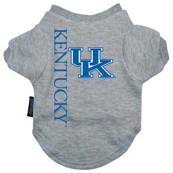 Kentucky Wildcats Pet T-Shirt