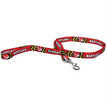 Maryland Terrapins Pet Leash