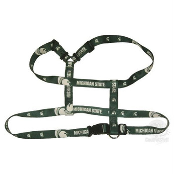Michigan State Spartans Pet Harness