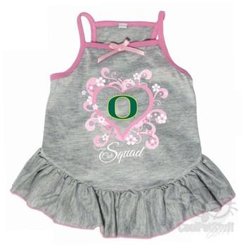 "Oregon Ducks ""Too Cute Squad"" Pet Dress"