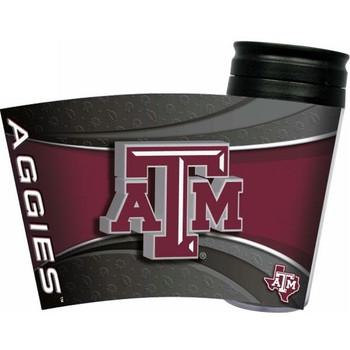 Texas A&M Aggies Acrylic Tumbler w/ Lid