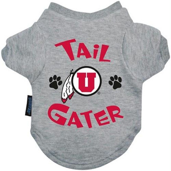 Utah Utes Tail Gater Tee Shirt