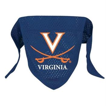 Virginia Cavaliers Pet Mesh Bandana