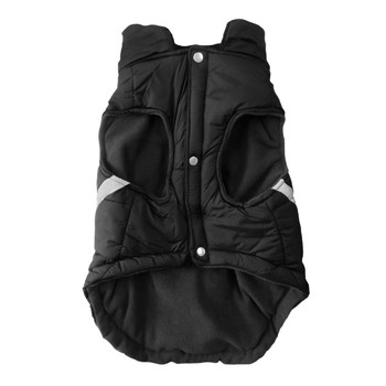 Boston Bruins Pet Puffer Vest - Teacup