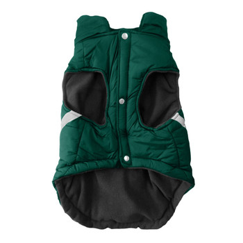 Michigan State Spartans Pet Puffer Vest
