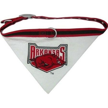 Arkansas Collar Bandana
