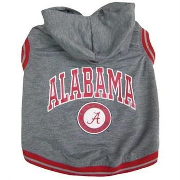 Alabama Crimson Tide Pet Hoodie Sweatshirt