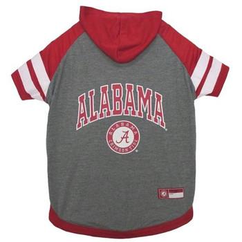 Alabama Crimson Tide Pet Hoodie T-Shirt