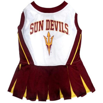 Arizona State Sun Devils Cheerleader Pet Dress