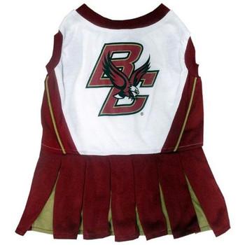Boston College Eagles Cheerleader Pet Dress