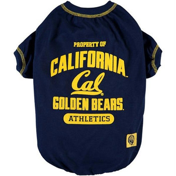 California Berkeley Pet Tee Shirt