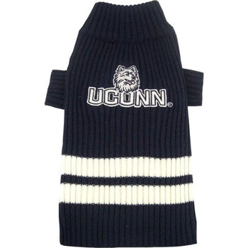 UConn Huskies Pet Sweater