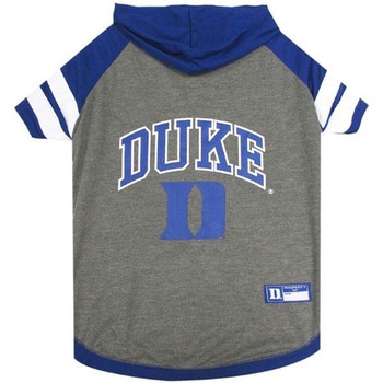 Duke Blue Devils Pet Hoodie T-Shirt
