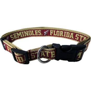 Florida State Seminoles Pet Collar - PFFSU3036-0001