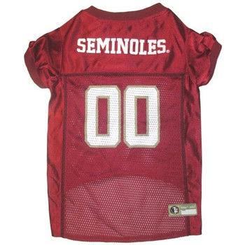 Florida State Seminoles Pet Jersey