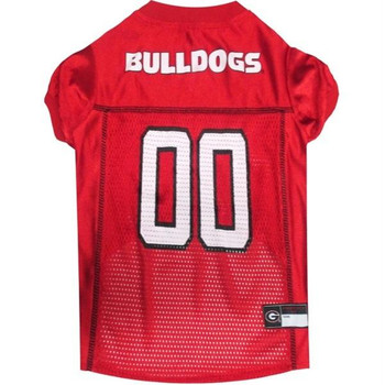 Georgia Bulldogs Pet Jersey