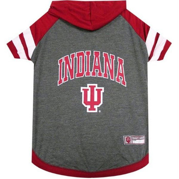 Indiana Hoosiers Pet Hoodie T-Shirt