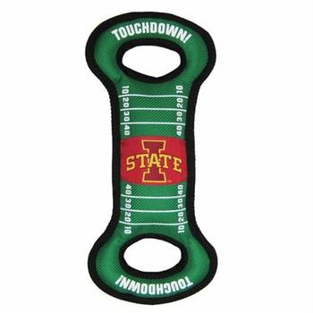 Iowa State Field Pull Dog Toy