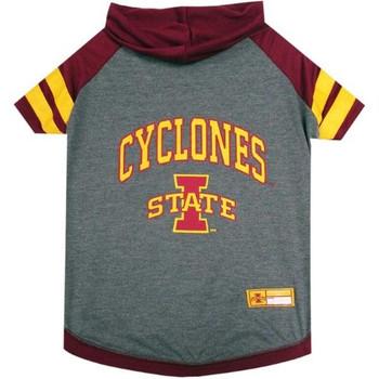 Iowa State Cyclones Pet Hoodie T-Shirt