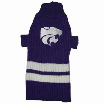 Kansas State Wildcats Pet Sweater