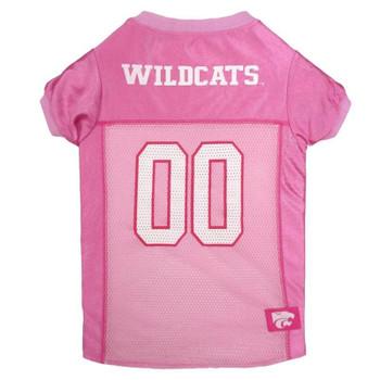 Kansas State Wildcats Pink Pet Jersey