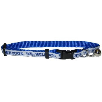 Kentucky Wildcats Breakaway Cat Collar