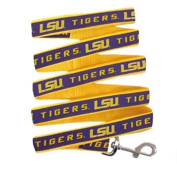 LSU Tigers Pet Leash